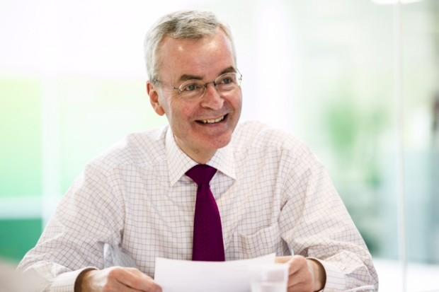Image of Mark Galloway smiling