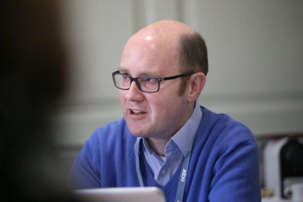Photo of Dr Alistair Clark